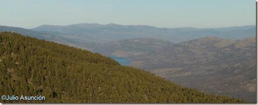 Panorámica del valle del Lozoya