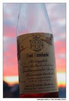 Karl-Dennhardt-1989er-Mußbacher-Eselshaut-Spätburgunder-Auslese-Roseewein-trocken