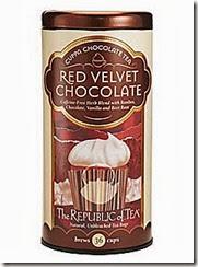 Red Velvet Chocolate Tea
