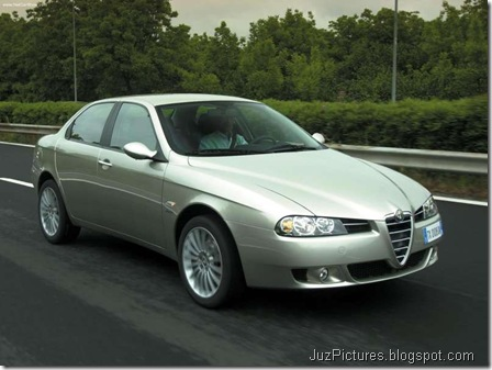 Alfa Romeo 156 2.4 JTD4