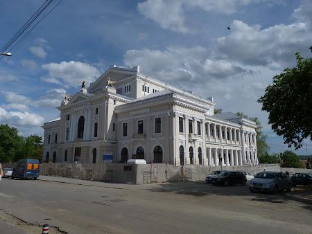 Imagini Romania: Teatrul din Turnu Severin