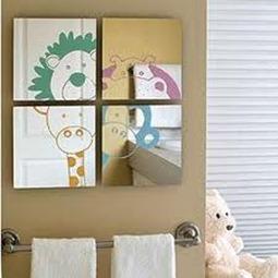 Kids' mirror