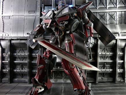 ภาพหุ่นยนต์สวยๆ จาก Transformers Dark Of The Moon (Modify ได้สวยมาก )