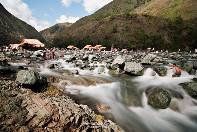 Summertime at Dupinga River in Gabaldon