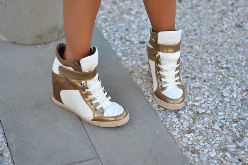 Sneakers, Primark, Primark Sneakers, Wedge Sneakers, Wedge Trainers, Fake Isabel Marant