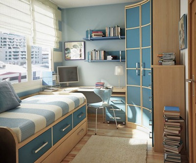 Study Room In Kids Bedroom Interior Design Ideas From Sergi (4)