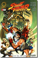 P00010 - Street Fighter I No #8
