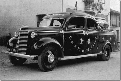 Corpo de Salvação Pública de Valpaços (Chevrolet)