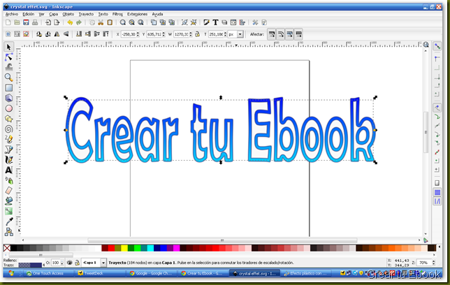 texto plastico con inkscape3