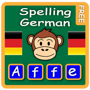 Learn to write German words