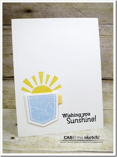 CTS20 - Wishing You Sunshine