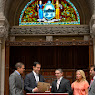 Honoring Drew Podgorski On The NYS Senate Floor