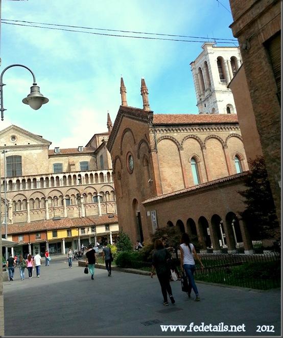 Via San Romano, Ferrara, Emiliaromagna,  Ialy - Property and Copyright www.fedetails.net