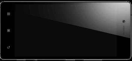 Lenovo Vibe Shot - edestä