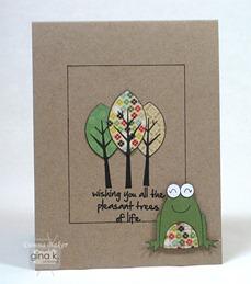 pleasant trees