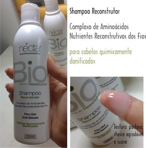 shampoo reestruture by Uma e Outra