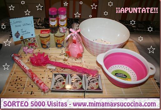 Logo Sorteo Mimamaysucocina.com