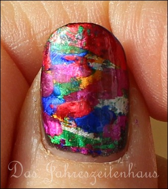 Nageldesign Faschingsnägel 4