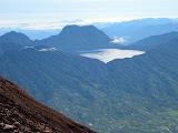 Gunung Tujuh crater lake (Andy Dean, April 2011)