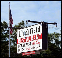 01 - Litchfield Restaurant Sign
