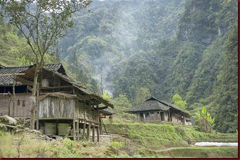 Murid Sangzhi Harus Panjat Tebing Untuk Sekolah 2