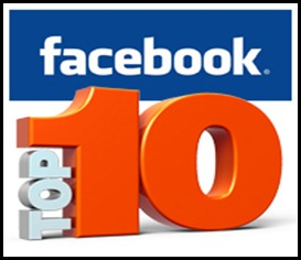 Top 10 Face Book Apps 2012
