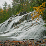 The Lower Falls at Bond Falls / Upper Michigan