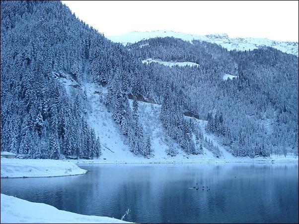 بحيرة اوزنجول