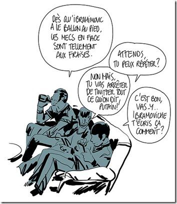Illustration Bastien Vivès