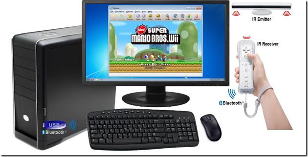 Emulador de Nintendo Wii / Gamecube