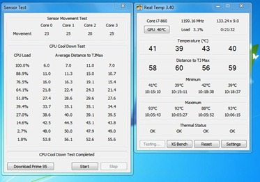 CPU Temperature Monitoring Software