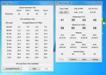 CPU Temperature Monitoring Software