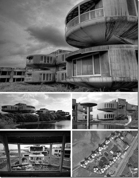 Sanzhi Pod City Nuestro Mundo