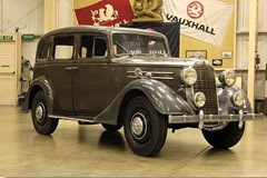 Vauxhall 1935 14 Light Six DX Saloon