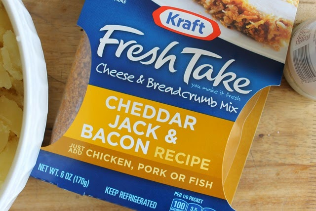 cheddar jack & bacon recipe #shop