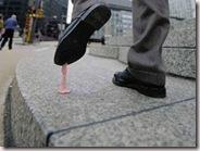zapato con chiclet
