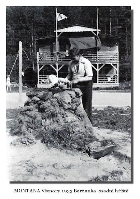 MONTANA Všenory 1933 Berounka - osadní hřiště3.jpg