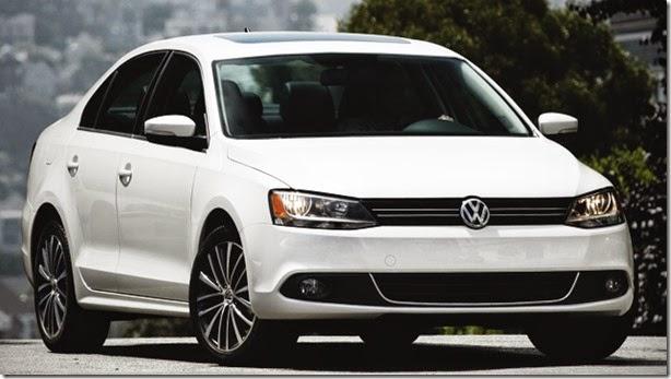 VW Jetta Highline