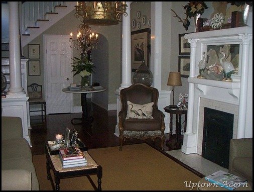 parlor and stair parlor
