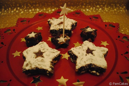 Brownie de almendras