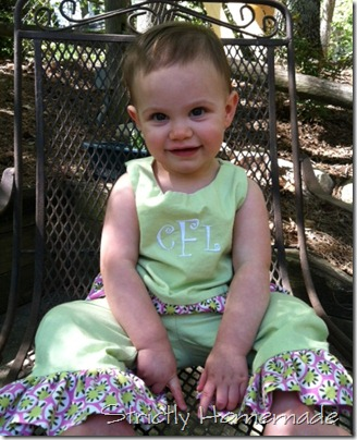 Cailyn Easter 2012