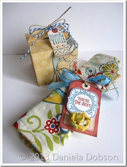 Teacher gift set by Daniela Dobson