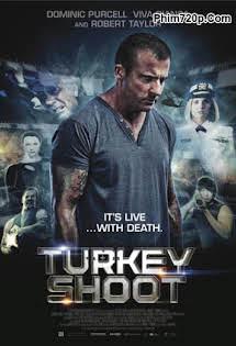 Trò Bắn Gà Tây - Turkey Shoot Tập 1080p Full HD