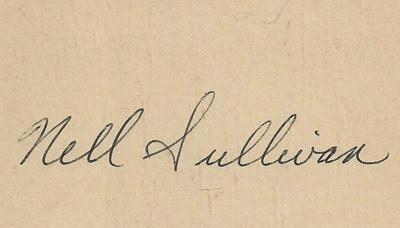 Nell Sullivan Craigs back