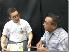 Entrevista com Mauricio 7