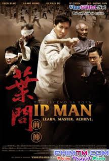 Diệp Vấn Tiền Truyện - The Legend Is Born: Ip Man Tập HD 1080p Full