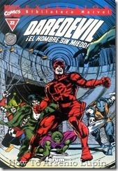 P00022 - Biblioteca Marvel - Daredevil #22