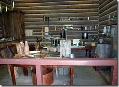 White Smith or Metalworking Shop