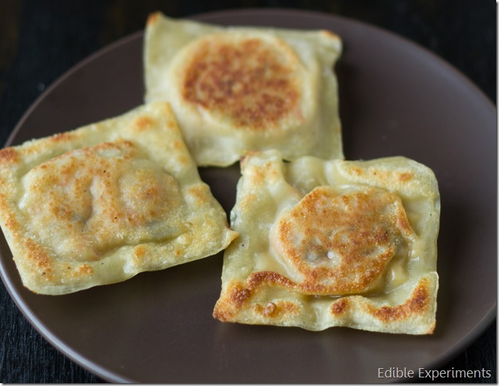 Thai Inspired Raviolis with Cauliflower Veggie Fililng and Creamy Peanut Sauce (10 of 13)
