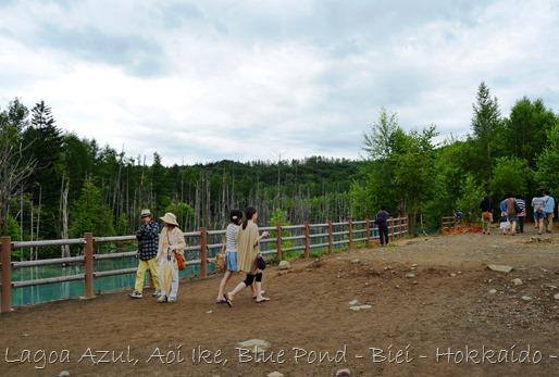 Lagoa Azul - Biei - Hokkaido - Glória Ishizaka - 8